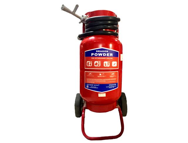 Bình chữa cháy PRAGON bột 35kg