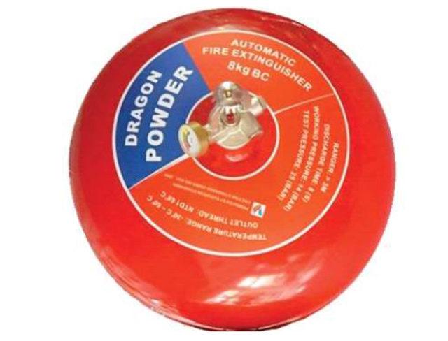 Bình chữa cháy PRAGON quả cầu 8kg