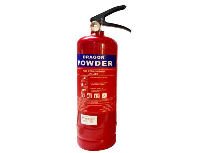 Bình chữa cháy PRAGON bột 2kg