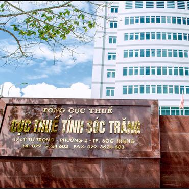 Cục Thuế tỉnh Sóc Trăng