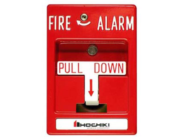 Nút nhấn khẩn địa chỉ Hochiki